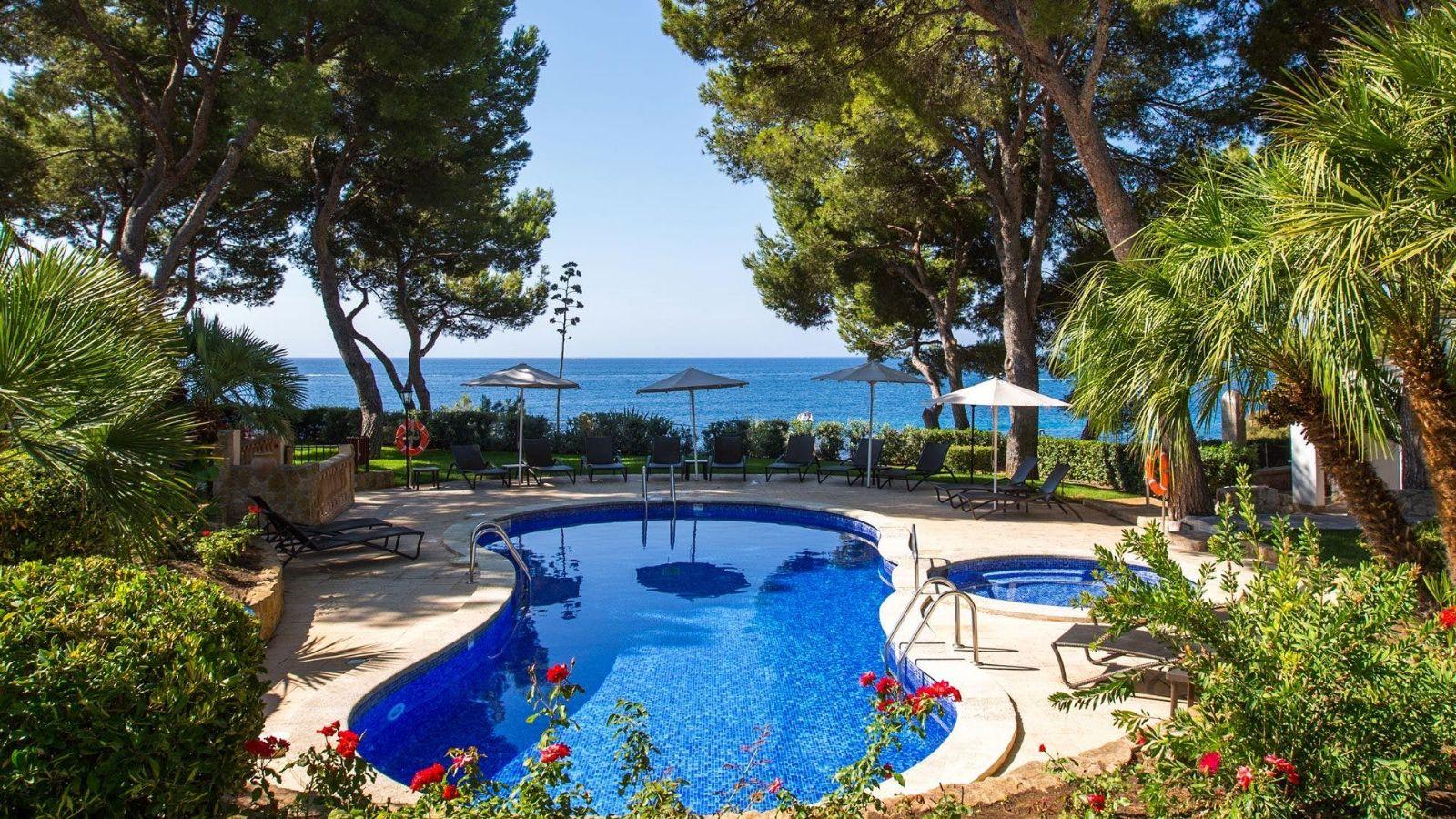 Bendinat hotel på Mallorca