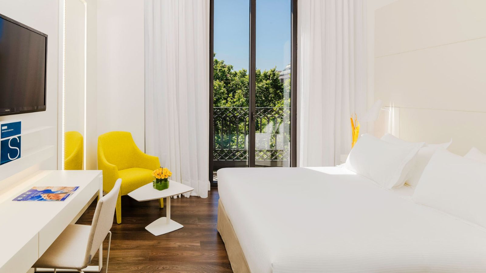 Boutiqe hotel i Barcelona