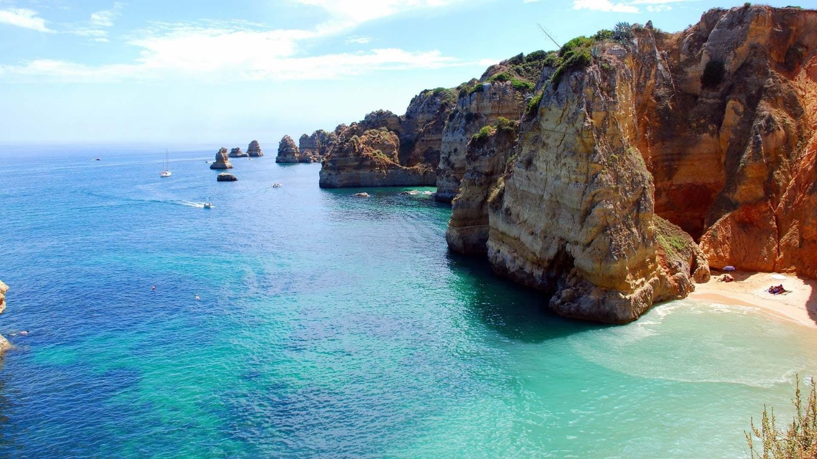 Charterferie Algarve