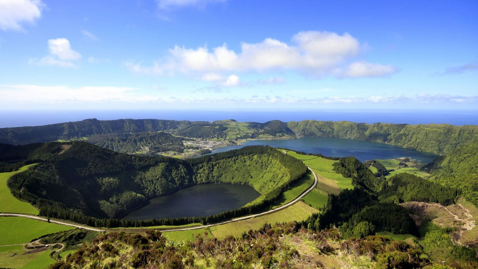 Feriebolig på Azorerne